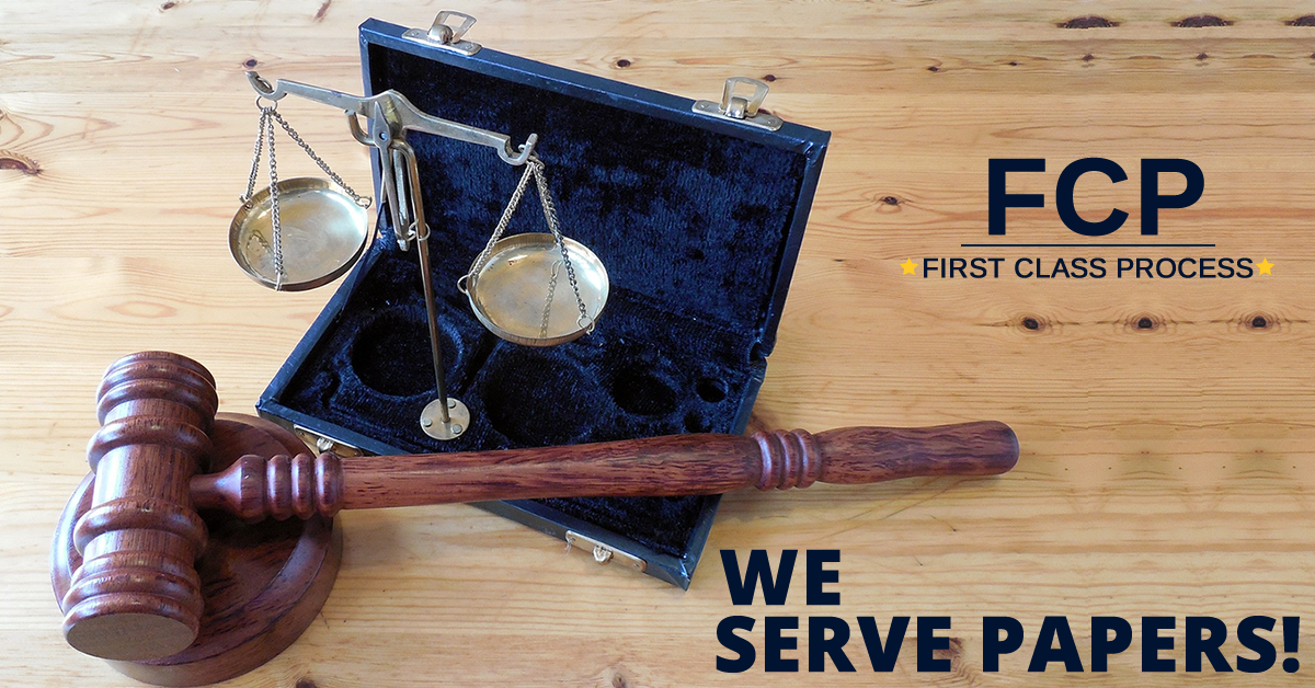 Process Server Staten Island - First Class Process